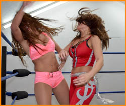 Ivelisse vs Kimberly