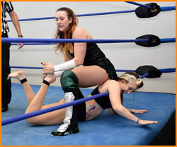 Allysin Kay vs Madison Eagles