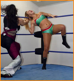 Stormie Lee vs Vanessa Kraven