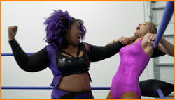 Tesha Price vs The WoAD