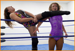 Rocky Radley vs Tesha Price