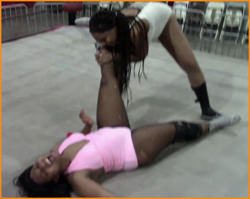 Devyn Nicole vs KC Warfield