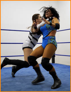 Chelsea Durden vs KC Spinelli