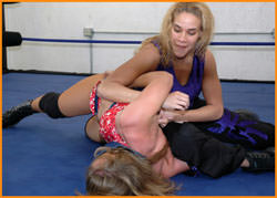 Lorelei Lee vs Mercedes Martinez