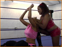 Josie vs Mercedes Martinez