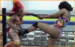 Cami Fields vs Kiera Hogan
