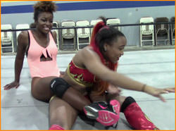 Kiera Hogan vs MJ Jenkins