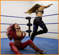 Ivelisse vs Tesha Price