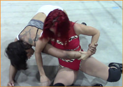 Cami Fields vs Ivelisse